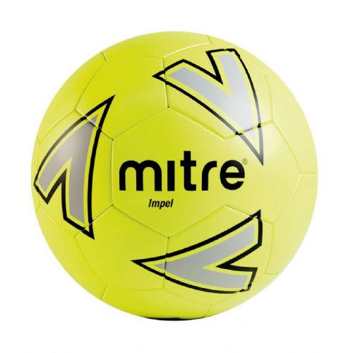 Mitre Impel Training Ball - Yellow/Silver/Black